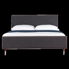 Кровать BRUNI,  массив тополя, ширина 1520