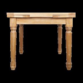 Стол обеденный раскладной квадратный COUNTRY, массив дуба