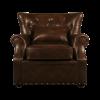 Кресло кожаное 2 ETAGERCA