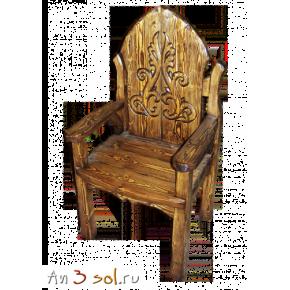 Кресло СКАНДИНАВСКАЯ СКАЗКА, массив сосны