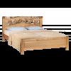 Кровать ЛОРЕНЦА, массив берёзы, ширина 1200