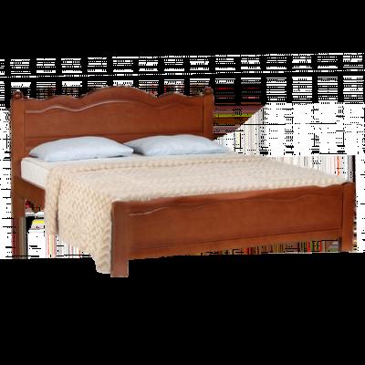 Кровать ПАРИЖАНКА, массив берёзы, ширина 1800