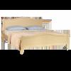 Кровать САНДРА, массив берёзы, ширина 1200