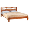 Кровать ВЕРДИ, массив берёзы, ширина 1200