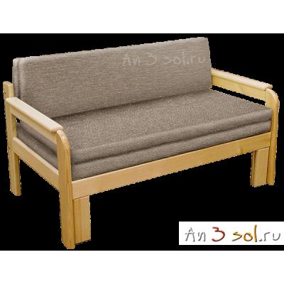 Двухместный диван кровать