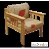 Кресло КАНАДА, массив сосны