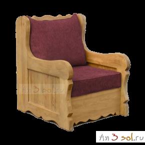 Кресло КАНТРИ, массив сосны