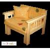 Кресло-кровать КАНАДА, массив сосны