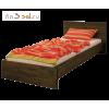 Кровать ПЛАТО, массив сосны, ширина 900