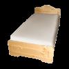 Кровать УСЛАДА, массив сосны, ширина 900