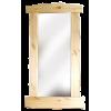 Зеркало СКАНДИНАВИЯ, 123 см х 80 см, массив сосны