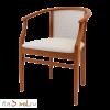 Кресло ДЕНДИ 3-11, массив берёзы