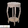 Стол кофейный ЮТА-12-11, массив берёзы